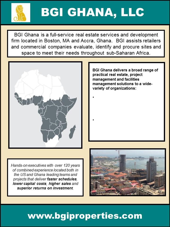 BGI Ghana, LLC